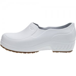 b9b23117e Sapato com elástico preto sola bidensidade - CA 42631 101FCLEAN B Ref.   101FCLEAN B Sapato impermeável em EVA antiderrapante branco - CA 39213  SS62400